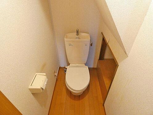 中古テラスハウス-大阪市平野区西脇1丁目 トイレ