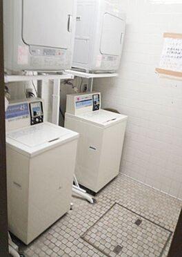 マンション(建物一部)-大阪市中央区北久宝寺町1丁目 便利なコインランドリー