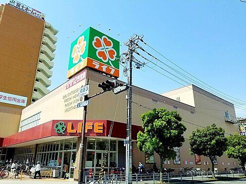 マンション(建物一部)-大阪市住吉区苅田3丁目 ライフあびこ店 徒歩 約3分(約200m)
