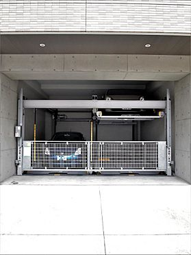 マンション(建物一部)-名古屋市千種区今池4丁目 共用部 機械式駐車場 H30.12月