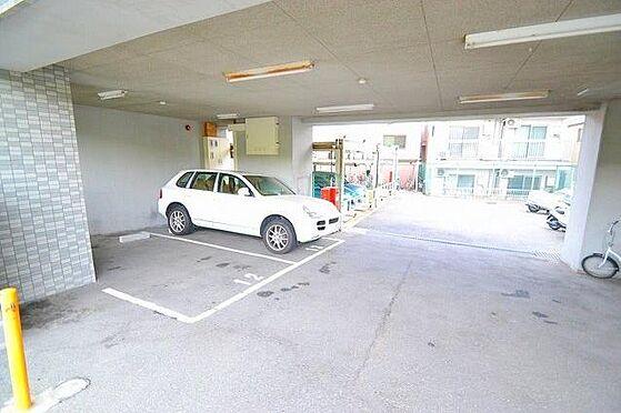 マンション(建物一部)-大阪市淀川区西中島1丁目 駐車・駐輪場、バイク置き場完備。