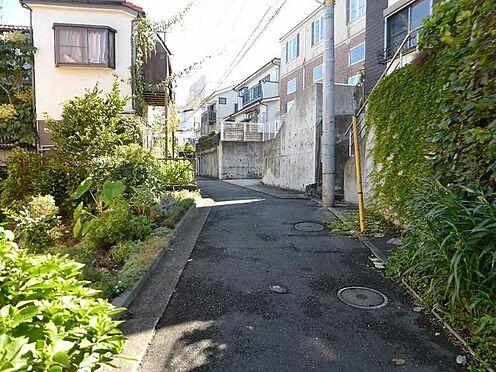 アパート-横浜市神奈川区栗田谷 接道