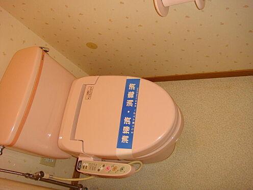 アパート-上水内郡飯綱町大字豊野 トイレ