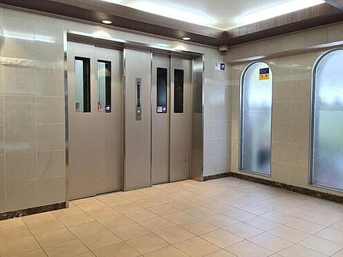 マンション(建物一部)-大阪市西淀川区歌島3丁目 綺麗なエレベーター