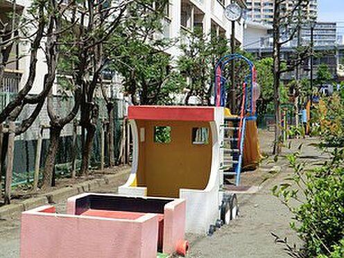 マンション(建物一部)-港区赤坂8丁目 周辺環境:南一児童遊園