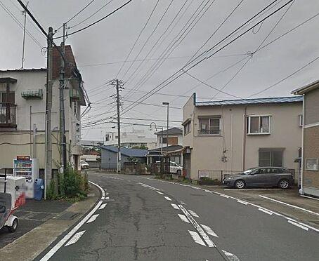 ビル(建物全部)-小田原市扇町2丁目 前面道路