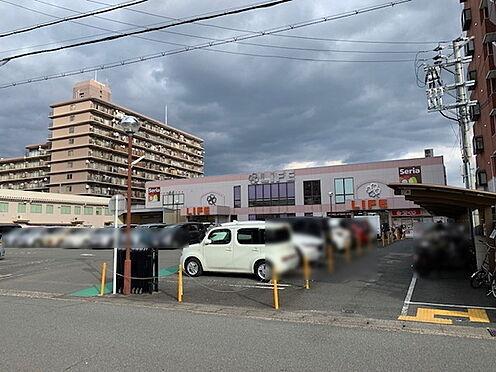 マンション(建物全部)-京都市右京区西院西田町 ライフ梅津店まで752m