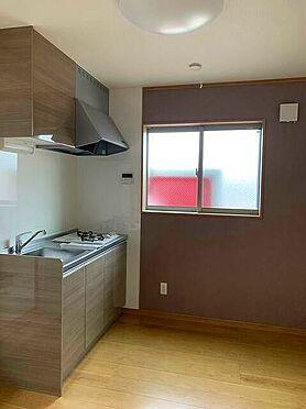 アパート-名古屋市守山区町南 キッチン