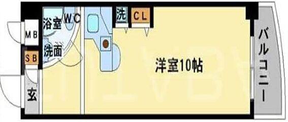 区分マンション-大阪市福島区大開3丁目 図面より現況を優先します。