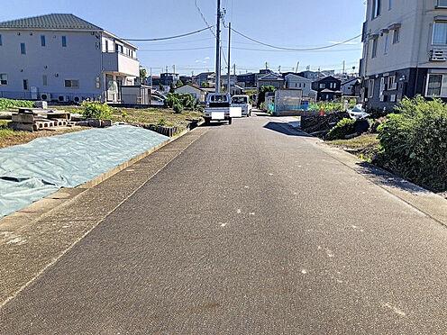 新築一戸建て-名古屋市守山区大字下志段味字西新外 南西側公道幅員約6.0m!
