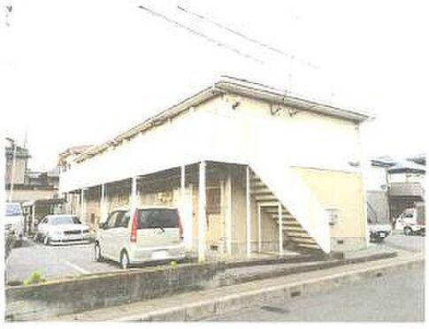 アパート-越谷市蒲生東町 外観