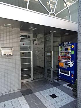 マンション(建物一部)-京都市中京区壬生森前町 綺麗なエントランス