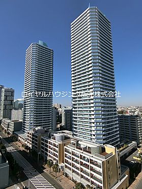 中古マンション-横浜市神奈川区栄町 アート&デザインの街「ヨコハマポートサイド」