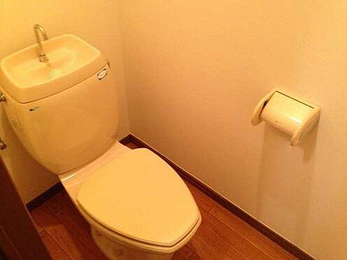 アパート-いわき市内郷宮町宮沢61番 トイレ