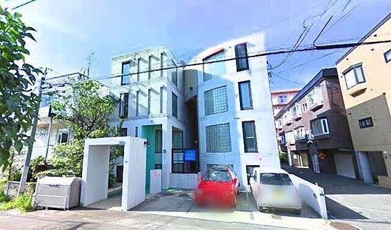 一棟マンション-札幌市中央区南十一条西13丁目 外観