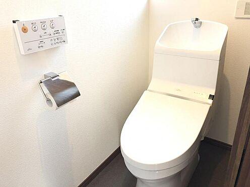 中古一戸建て-福岡市早良区野芥5丁目 2Fのトイレです。