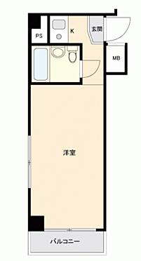 区分マンション-大田区西蒲田7丁目 間取り