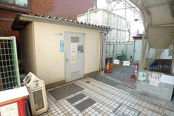 マンション(建物一部)-横浜市西区平沼1丁目 共用部 敷地内ごみ置場