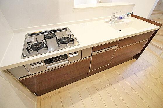 新築一戸建て-中野区沼袋1丁目 キッチン