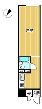 事務所(建物一部)-江戸川区南小岩7丁目 ペガサスステーションプラザの図面です