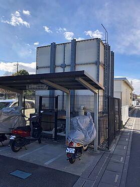 中古マンション-熊谷市新堀 バイク置場