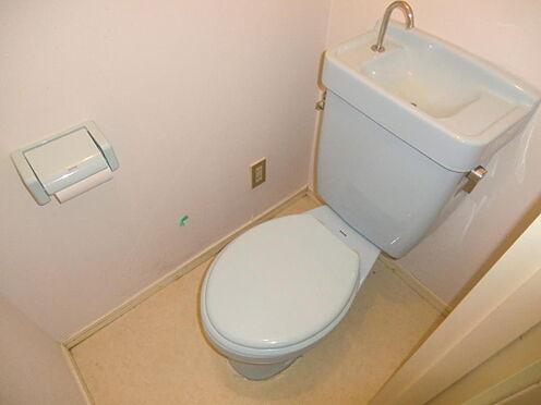 アパート-仙台市若林区中倉2丁目 トイレ