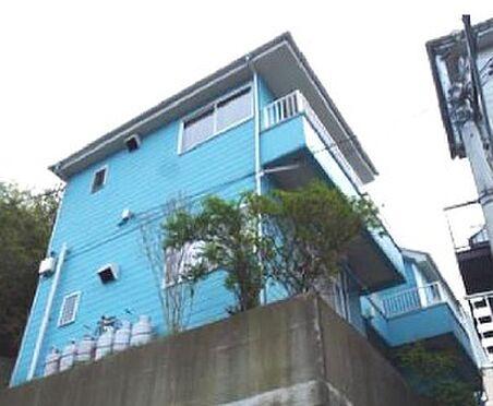 アパート-横浜市港南区笹下2丁目 外観