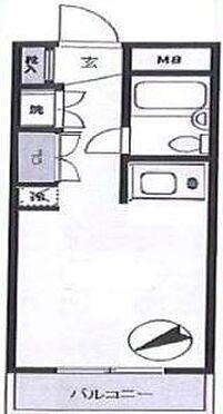 マンション(建物一部)-板橋区成増1丁目 間取り