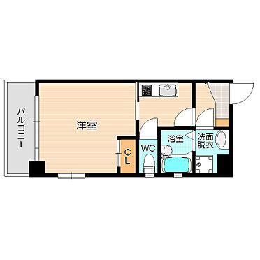 ビル(建物全部)-福岡市南区平和2丁目 室内設備充実の1DK