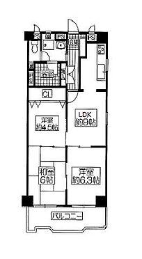 マンション(建物一部)-大阪市阿倍野区阿倍野元町 ファミリーにオススメの3LDK