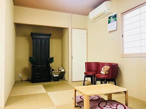 中古一戸建て-安城市桜井町貝戸尻 来客時にも便利な和室