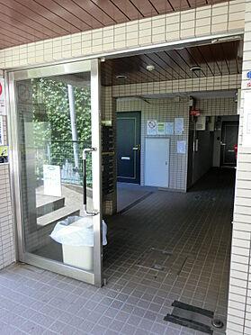 マンション(建物一部)-横浜市神奈川区六角橋4丁目 エントランス