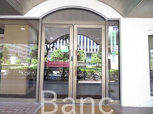 中古マンション-品川区東品川4丁目 綺麗に管理されたエントランス