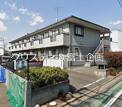 アパート-世田谷区桜上水 外観