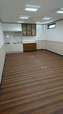 店舗・事務所・その他-平塚市諏訪町 1階防音室約15.7帖です。室内綺麗です。