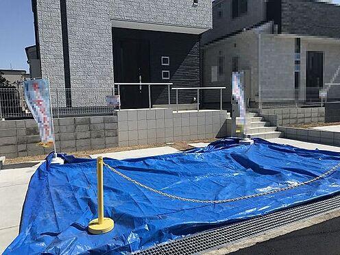 新築一戸建て-神戸市須磨区白川台5丁目 駐車場