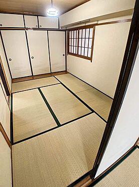区分マンション-名古屋市中川区五女子1丁目 小さなお子さまにはフローリングよりもやわらかい畳の方が安心です!