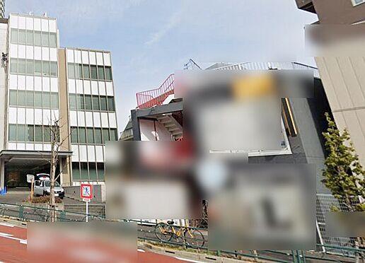 収益ビル-新宿区富久町 外観