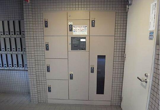 マンション(建物一部)-大阪市東淀川区東中島1丁目 便利な宅配ボックスあり