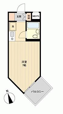 マンション(建物一部)-横浜市港北区師岡町 間取り