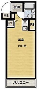 マンション(建物一部)-横浜市中区山下町 間取り