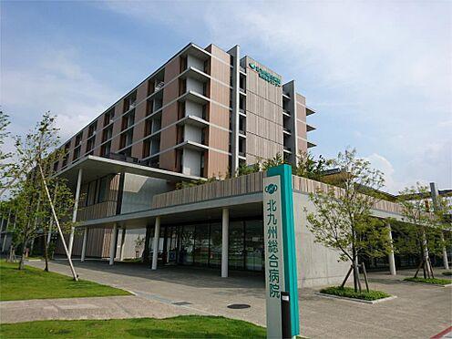 収益ビル-北九州市小倉北区片野新町2丁目 北九州総合病院(563m)