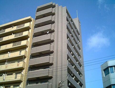 マンション(建物一部)-大阪市中央区上町1丁目 シックな外観