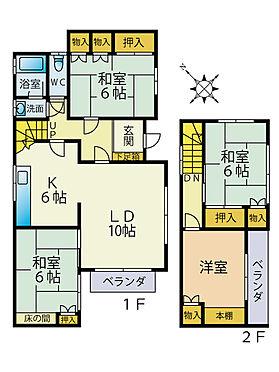 建物全部その他-札幌市西区西野十条8丁目 間取り