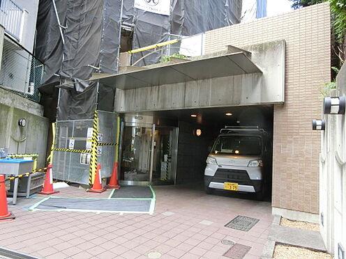 マンション(建物一部)-世田谷区上馬2丁目 エントランスへのアプローチ
