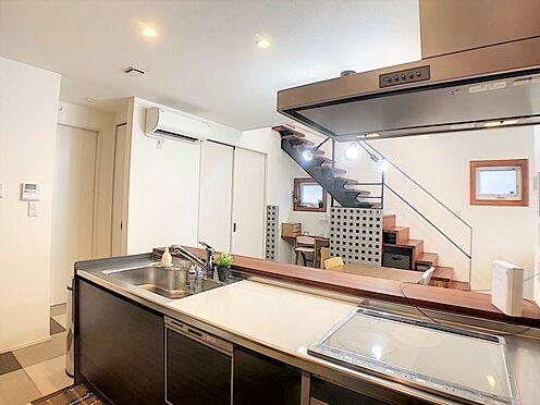 戸建賃貸-西尾市平坂吉山1丁目 食洗器、グリルが未使用です♪お料理好きな奥様にはうれしいポイントです!