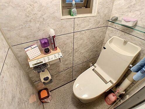 中古マンション-豊田市保見ケ丘6丁目 嬉しい洗浄機能付きのトイレ