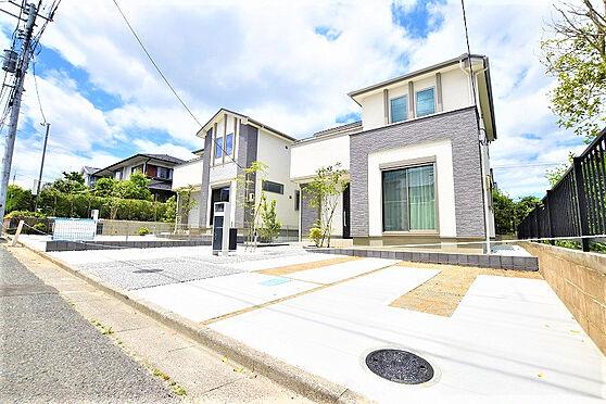 新築一戸建て-仙台市泉区北高森 外観