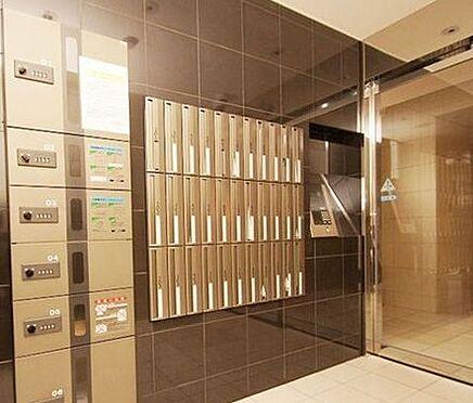 マンション(建物一部)-福岡市博多区下呉服町 宅配ボックスが嬉しいですね