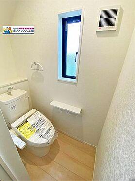 戸建賃貸-名取市植松1丁目 トイレ